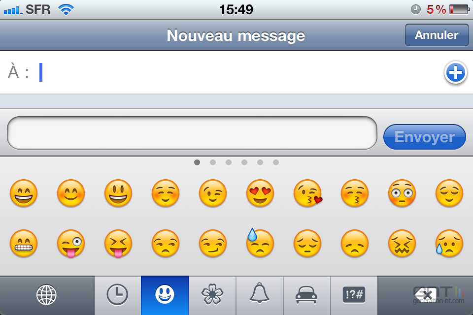 how to enable emojis on iphone smileys iphone 012 18776