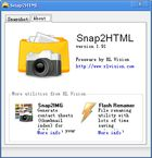 Snap2HTML : créez vous même des Snapshots