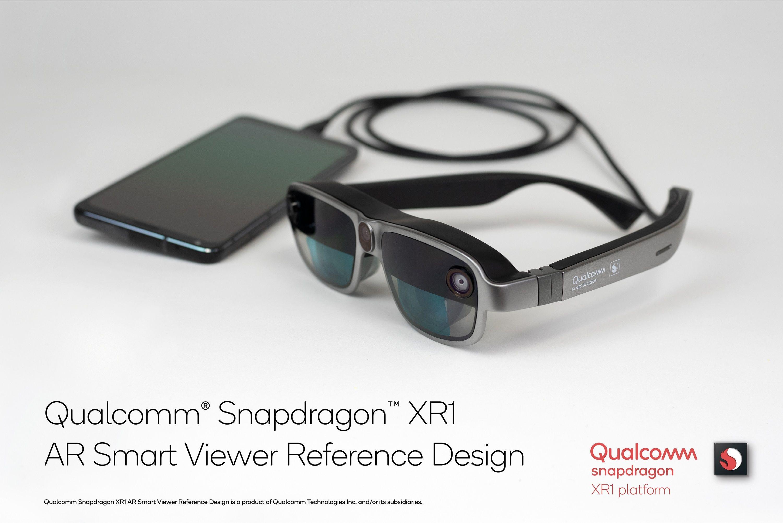 Snapdragon lunettes réalité augmentee