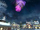 Snow Village 3D : changer d'économiseur d'écran
