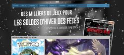 Soldes hiver steam