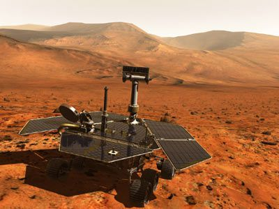 Sonde Opportunity Mars Nasa