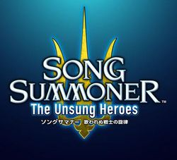 Song Summoner : The Unsung Heroes   logo
