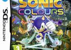 Sonic Colours DS - jaquette