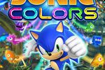 Sonic Colours - jaquette Wii