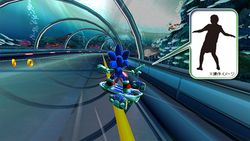Sonic Free Riders - Kinect (3)