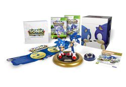 Sonic Generations Collector (1)