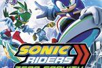 Sonic Riders : Zero Gravity - pochette