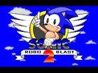 Sonic: Robo Blast 2 : incarner Sonic le hérisson