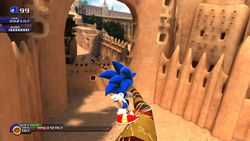Sonic Unleashed 4