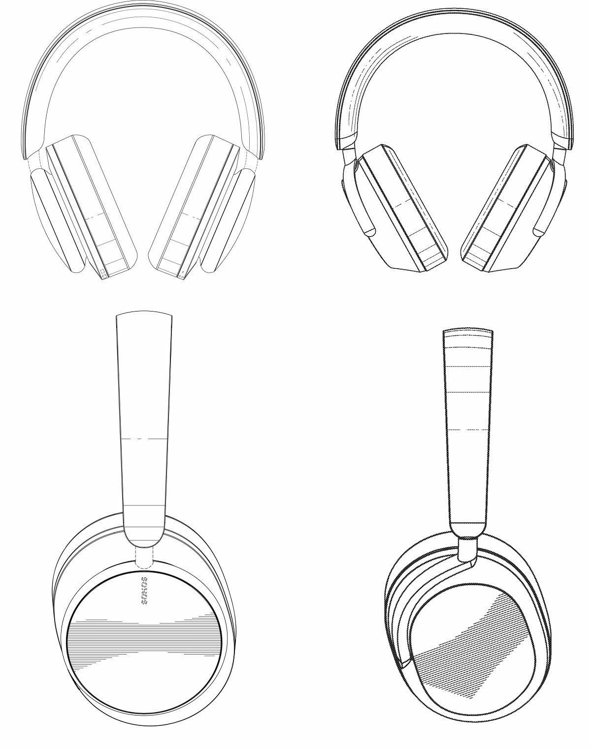 Sonos casque