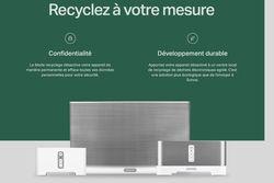 Sonos recyclage