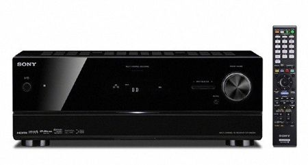 Sony ampli 3D ready STR-DN1010