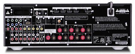 Sony ampli 3D ready STR-DN1010_back