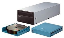 Sony Disc Archive Storage System