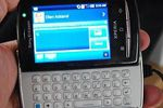 Sony Ericsson logo pro