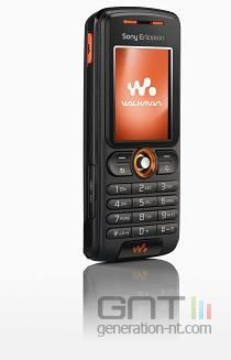 Sony ericsson w200 walkman phone