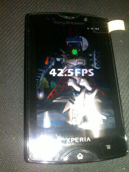 Sony Ericsson X10 Mini 2 01