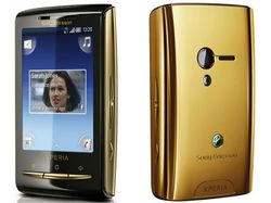 Sony Ericsson Xperia X10 Mini Gold