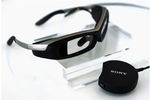 Sony lunettes connectees