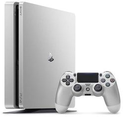 Sony PS4 Silver