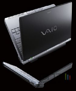 Sony vaio tx carbon made small