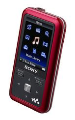 Sony walkman nwzs615f