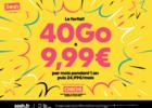 Sosh 40 Go promotion