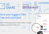 BitTorrent : SoShare pour l'envoi et le partage de très gros fichiers