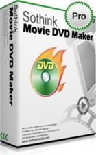 Sothink DVD Movie Maker : adapter toutes les vidéos sur support DVD