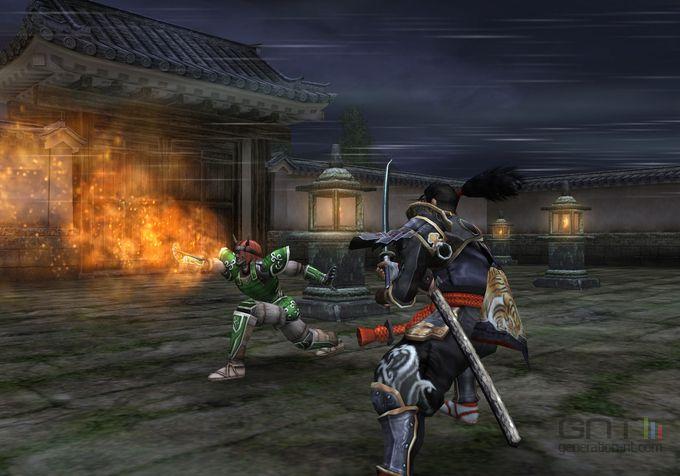 SoulCalibur Legends - 3