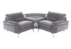 Sound Sofa : canapé avec système audio 2.1 intégré