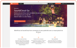 SoundCloud-Go