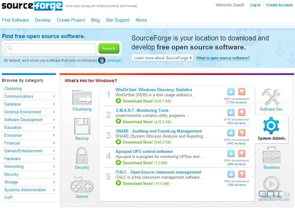 SourceForge : la forge open source a été attaquée !