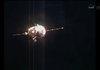 Caviar et machine à café : un vaisseau Russe s'arrime avec succès à l'ISS