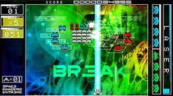 Space Invaders Extreme (PSP)   2