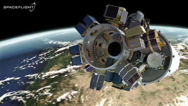 Spaceflight-SSO-A