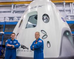 SpaceX-Dragon-premier-vol-demonstration-habite-astronautes-retenus