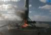 SpaceX : troisième lancement et atterrissage (brûlant) en un mois