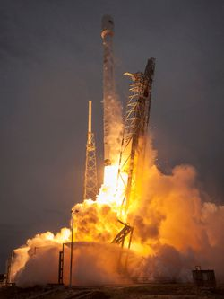 SpaceX-Falcon-9