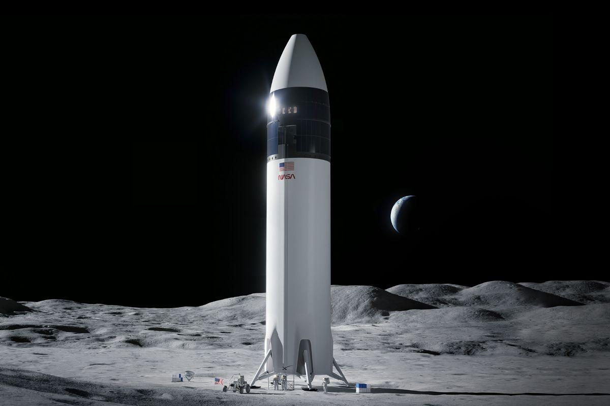 Atterrisseur lunaire de SpaceX : la Nasa dit stop