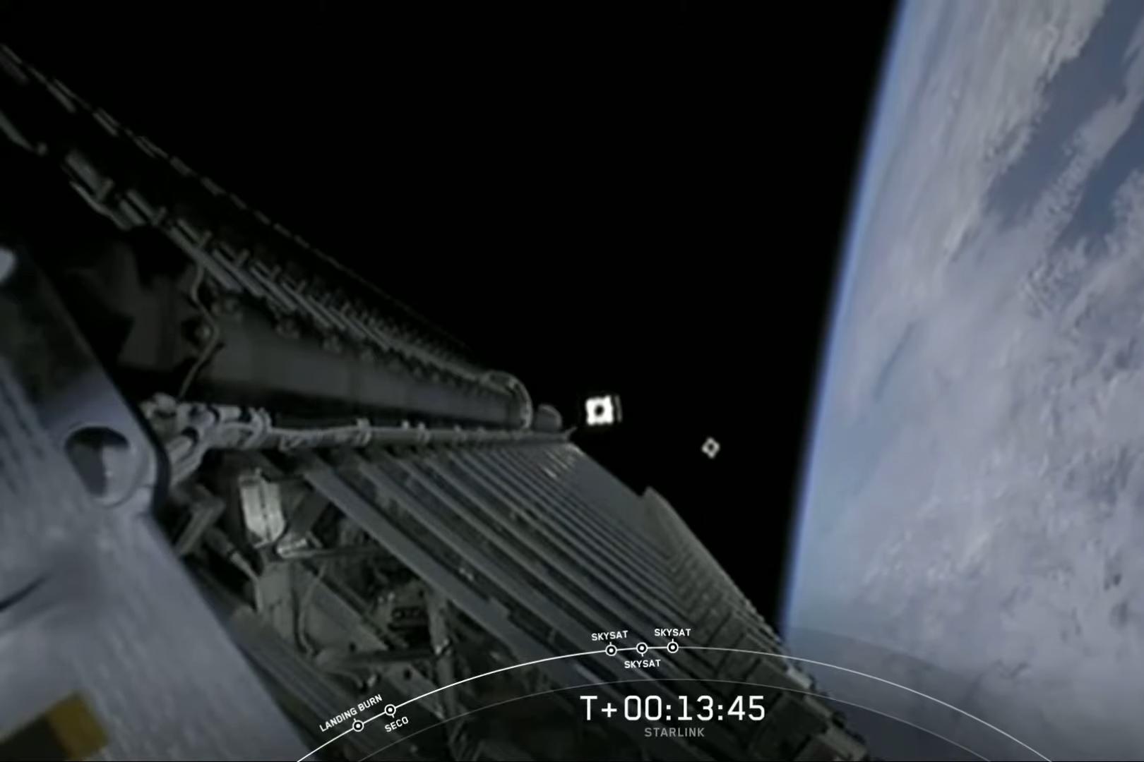 Starlink de SpaceX : premiers échos sur les débits avec la bêta