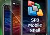 Spb Mobile Shell 5.0 pour Windows Mobile, Android et Symbian