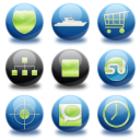 Spherical : de nouveaux icônes circulaires pour personnaliser ses fichiers