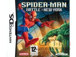 Spider-Man Bataille pour New York - packshot