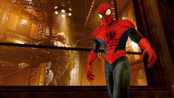 Spider-Man : Edge of Time - 1