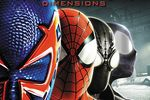 Spiderman Dimensions - Jaquette
