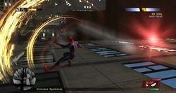 Spiderman Web of Shadows   Image 2