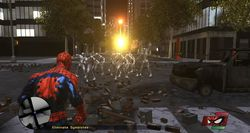 Spiderman Web of Shadows   Image 6
