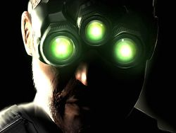 Splinter Cell - artwork